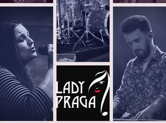 Koncert Lady Praga vBenecafé