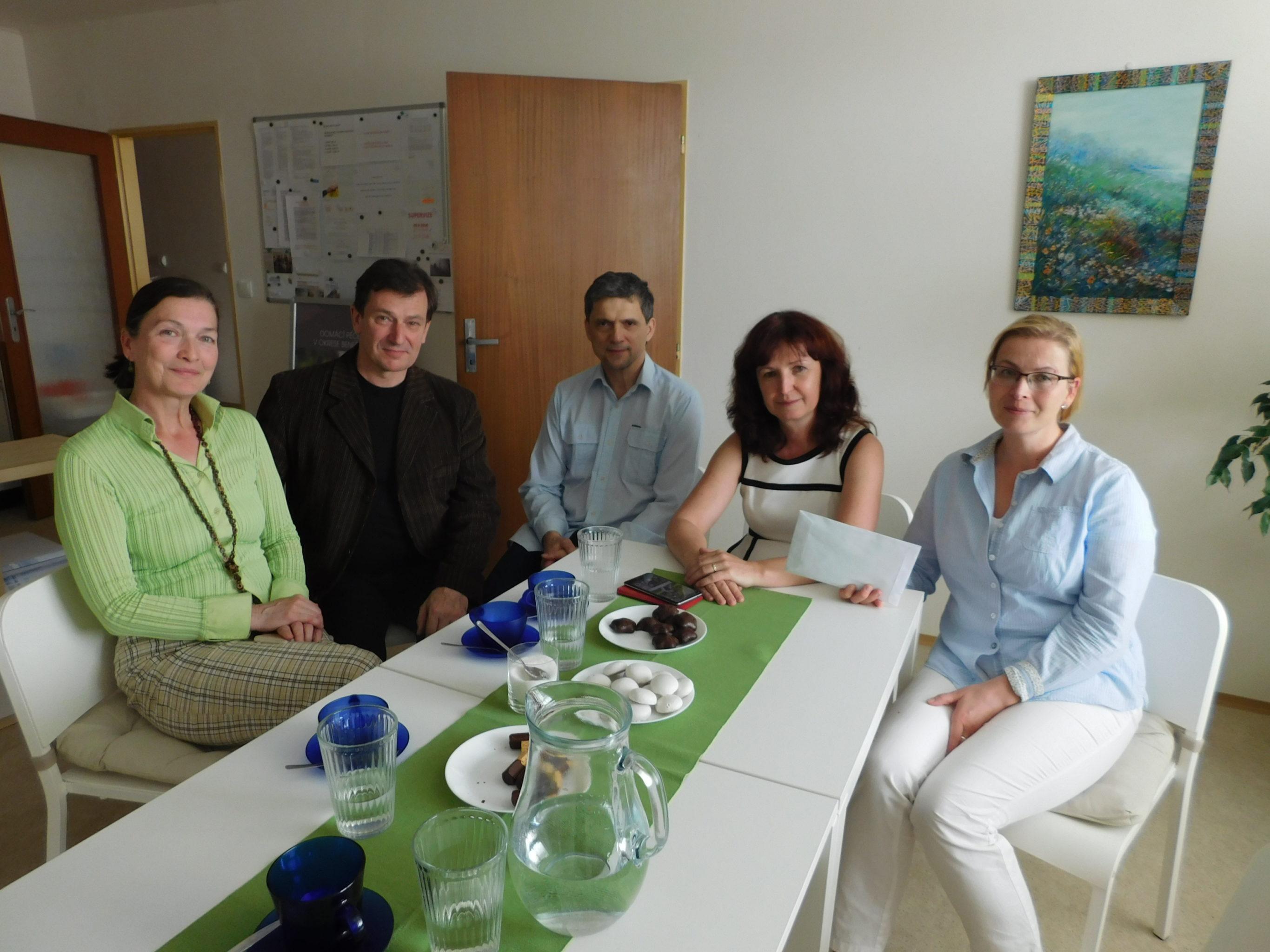Benešovský literární festival pro RUAH